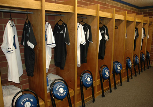 April 29 2009 A Look Inside The Baseball Locker Room