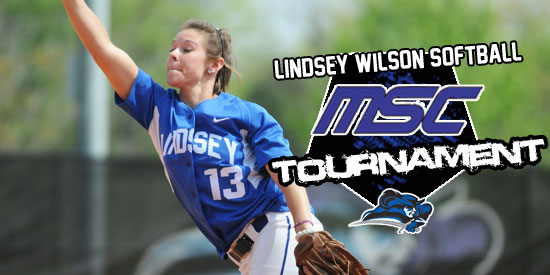 Lauren Seibert didn't allow a run in 3-1/3 innings against St. Catharine in the MSC Tournament.