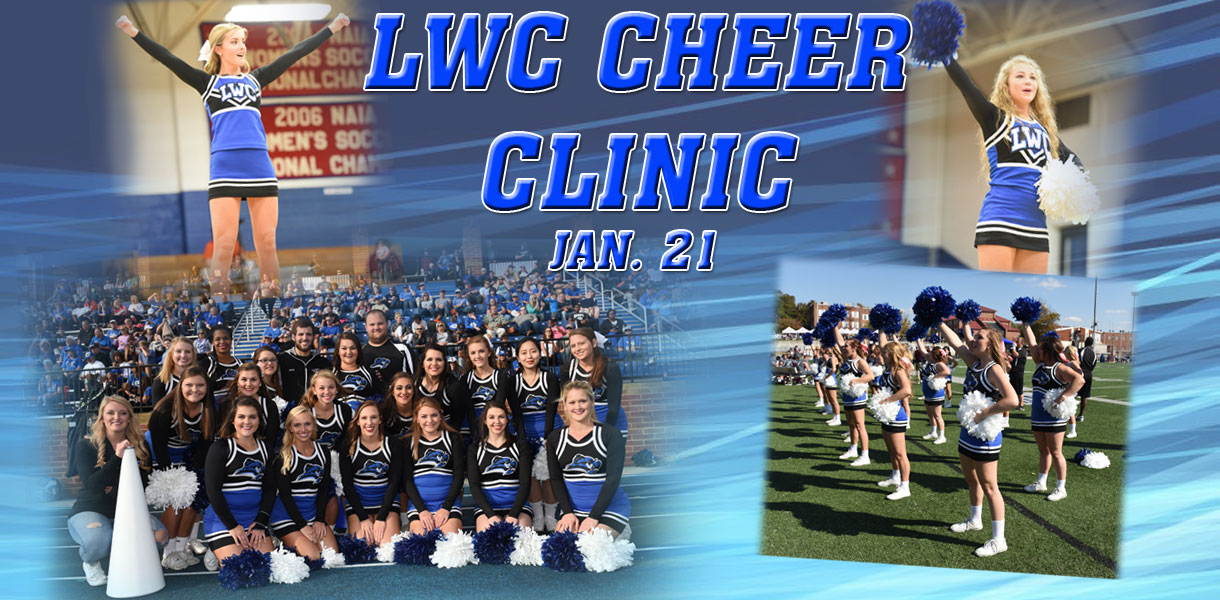 Photo for Cheerleading hosting clinic on January 21