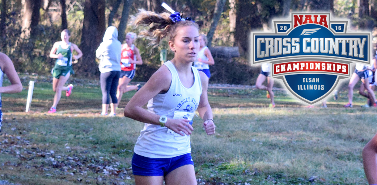 Photo for Coffey among qualifiers for NAIA Women's Cross Country National Championships