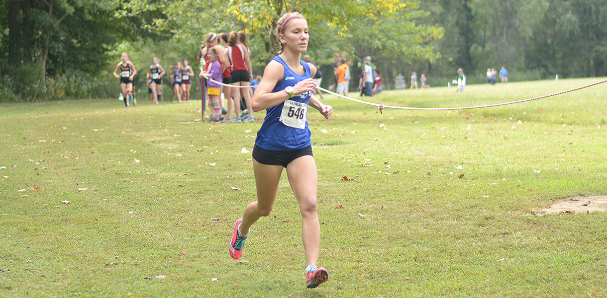 Photo for Coffey leads Women�s Cross Country at Mid-South Conference Preview Meet