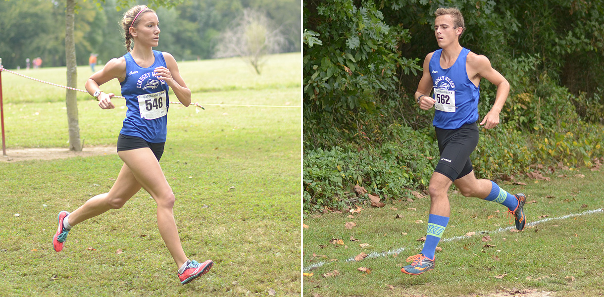 Photo for Men�s and Women�s Cross Country open season at Mid-South Conference Preview Meet