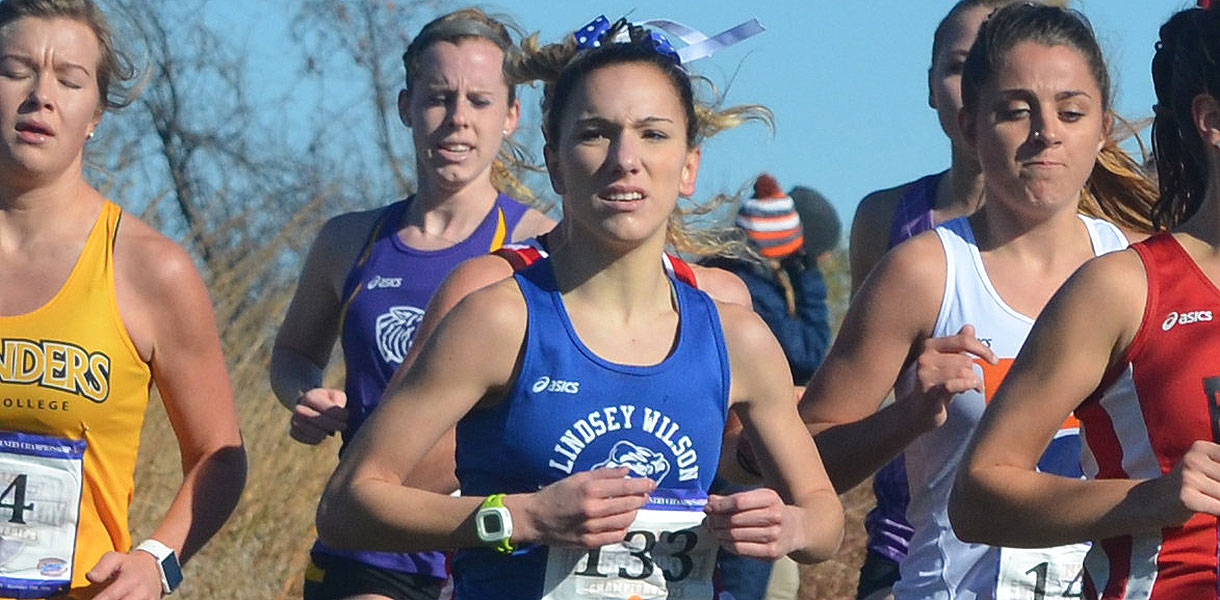 Photo for Coffey finishes 108th at NAIA Women's Cross Country Championships