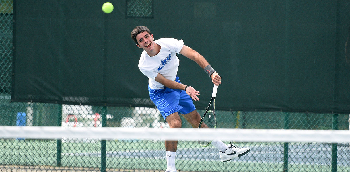 Photo for Four Blue Raiders earn Men's Tennis NAIA All-American honors