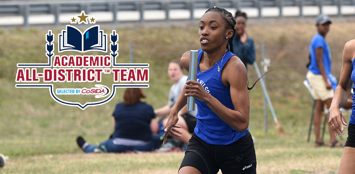 Photo for DeHaven-Boyd collects CoSIDA Women's Track & Field and Cross Country Academic All-District honors