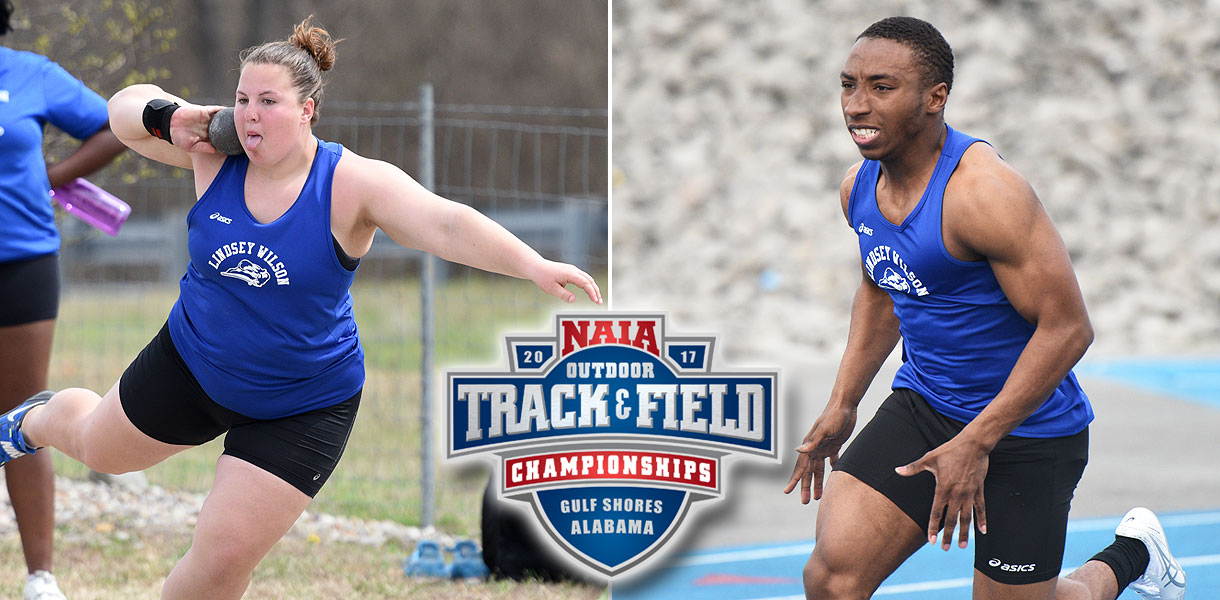 Photo for Track & Field opens competition at NAIA Outdoor Championships on Thursday