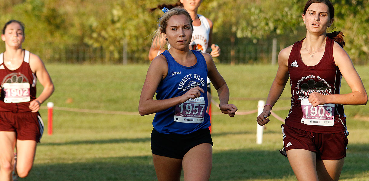 Photo for Women's Cross Country finishes fifth at Austin Peay State Invitational
