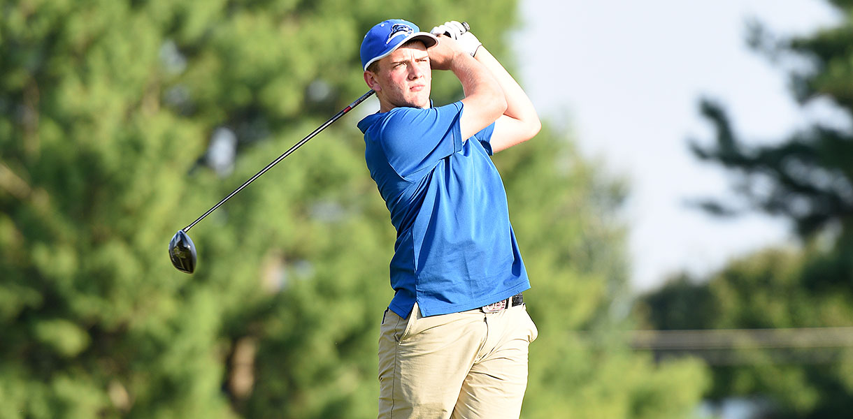 Photo for Men's Golf holds lead at midway point of Blue Raider Kickoff